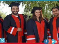 UKÜ mezuniyet töreni gerçekleşiyor
