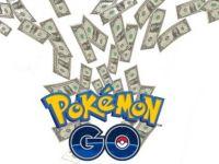 Pokemon Go günde 1.6 milyon dolar kazanıyor!