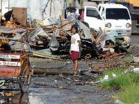 Filipinler'deki felaketin izleri silinmiyor