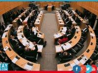 Rum Meclisi Denetleme Komitesi'nde KKTC'den gelen mermerler konusu ele alındı