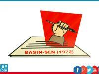 BASIN-SEN Gazeteci Mert Özdağ'ın tehdit edilmesini kınadı