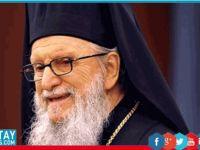 Amerikan Başpiskoposu Dimitrios Kıbrıs sorunu hakkında konuştu