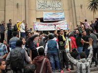 Darbe karşıtı öğrencilere ''uzaklaştırma'' cezası