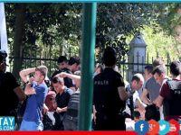 4 Kıbrıslı askeri öğrenci gözaltında!