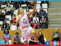 Sırp Basketbolcu Adrijana Knezevic Girne Üniversitesi'nde