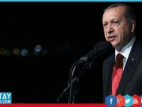 Sabah ezanını Erdoğan okudu...