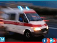 Boğaziçi'nde kuyu çöktü: 1 yaralı