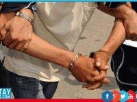 387 bin TL'lik çek sahteledi, tutuklandı