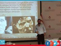 """UKÜ'de """"Dünya Sinemasinda Özel Efekt Makyaji"""" semineri"""