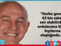 DİSİ eski faşist  Milletvekili Hristos Rotsas'tan kışkırtıcı açıklama!