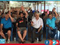 Göçmenköy İdman Yurdu Spor Kulübü genel kurulu yapıldı