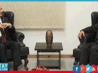 Kılıçdaroğlu CTP'yi ziyaret etti