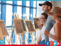 'Sanat Engel Tanımaz'  sergisi Ercan'da