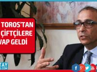 """Toros: """"birçok dünya pazarında olduğu gibi Kıbrıs'ta da """"serbest pazar kuralları  geçerli"""""""