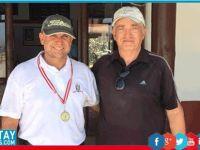 Golfta şampiyon belirlendi!