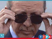 Erdoğan'dan Özgürgün'e 1 buçuk saatlik rötar!