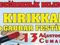 Kırıkkale festivale hazır!