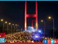 Boğaziçi Köprüsü'nün adı değişti!