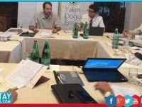 İtalya'da Kıbrıs Türkü'nün önceliklerini  ve kaygılarını tartıştılar...