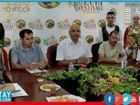 Mehmetçik Üzüm Festivali Pazar akşamı başlıyor, Festival'de Yeni Türkü de konser verecej