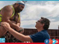CTP Mağusa'da: Liman yatırım ve transit yük gemisi bekliyor!