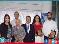 """""""Mavi"""" Temalı Fotoğraf Yarışması Sergisi YDÜ'de!"""