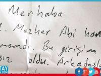 Gülen'in cezaevindeki yeğenine not: Hani iş tamamdı