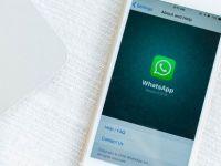 WhatsApp'tan iPhone için yenilik