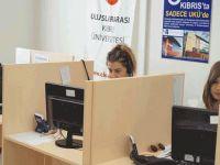 UKÜ'den aday öğrencilerine hızlı ve etkin bilgilendirme sistemi