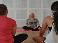 Değirmenlik'te yoga kursları başladı!