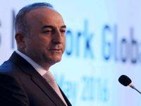 Çavuşoğlu: ABD'li yetkililerin açıklamaları 'saçma'