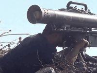 Suriye'deki çatışmalarda bir ilk!