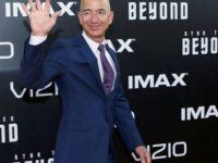 Amazon'un patronu dünyanın en zengin üçüncü kişisi oldu