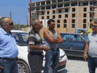 KTEZO, Karaoğlanoğlu'ndaki yasadışı otel inşaatına hayır dedi