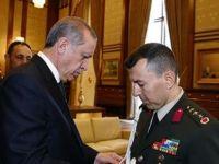 Erdoğan'ın yaveri ihraç edildi