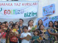 Dördüncü Baraka Yaz Kursları şenlikle sonlandı