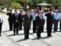 1 Ağustos Toplumsal Direniş Bayramı vesilesiyle tören yapıldı