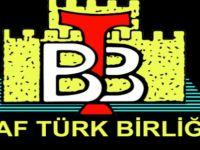 Baf Türk Birliği, 1 Ağustos mesajı yayımladı...