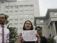Çin'de insan hakları aktivistine 3 yıl hapis cezası