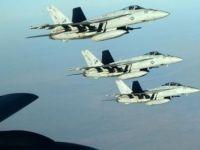 IŞİD'in Libya'daki mevzileri bombalandı!