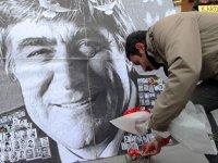 Hrant Dink 10'uncu ölüm yıldönümünde anılıyor