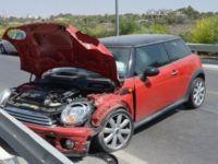 Kermiya – Dereboyu yolunda kaza...