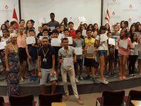 UKÜ'de İngilizce dil kursu devam ediyor!