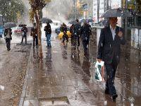Ankara ve batı Karadeniz için kar uyarısı