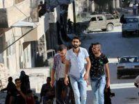 BM'nin Halep'e girişi için çağrı