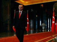 """Erdoğan: """"KKTC ve Azerbaycan bayrakları orada dalgalanabilir"""""""