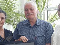 """Avustralya'dan Kanser Hastalarına Yardım Derneği'ne """"Fitre"""" bağışı"""