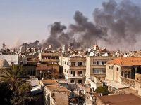 Esed güçlerinin saldırılarında 60 kişi öldü