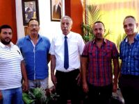 Girne Belediyesi'nden spor kulüplerine katkı!