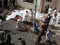 Pakistan'da hastaneye bombalı saldırı!
